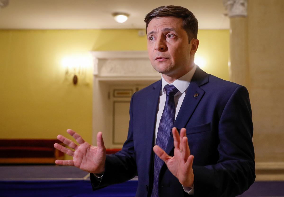Владимир Зеленский заявил, что Игорь Коломойский ему не хозяин