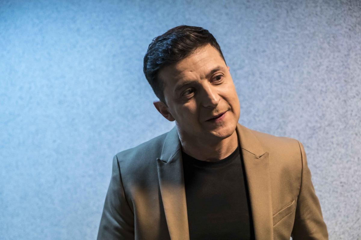 Леонид Кравчук утверждает, что не раз встречался с Владимиром Зеленским