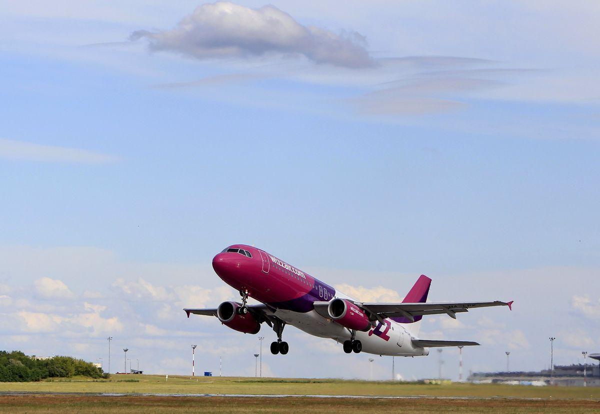 У Wizz Air шесть новых маршрутов из Украины