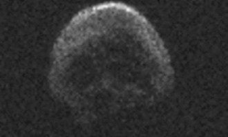 Комета Череп