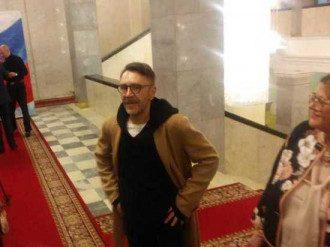 Сергей Шнуров в Госдуме / МК