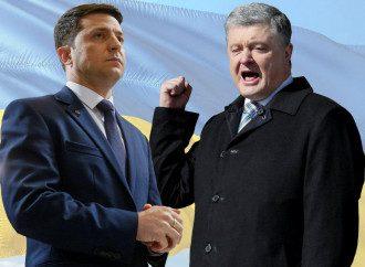 Политтехнолог считает, что если Петр Порошенко честно победит на выборах 2019, Владимира Зеленского пожмет его руку