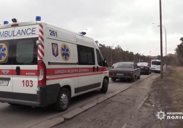 В Киеве в пакете нашли мертвым младенца