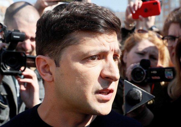 Владимир Зеленский сообщил, что, если не станет президентом, будет готовиться к выборам в парламент