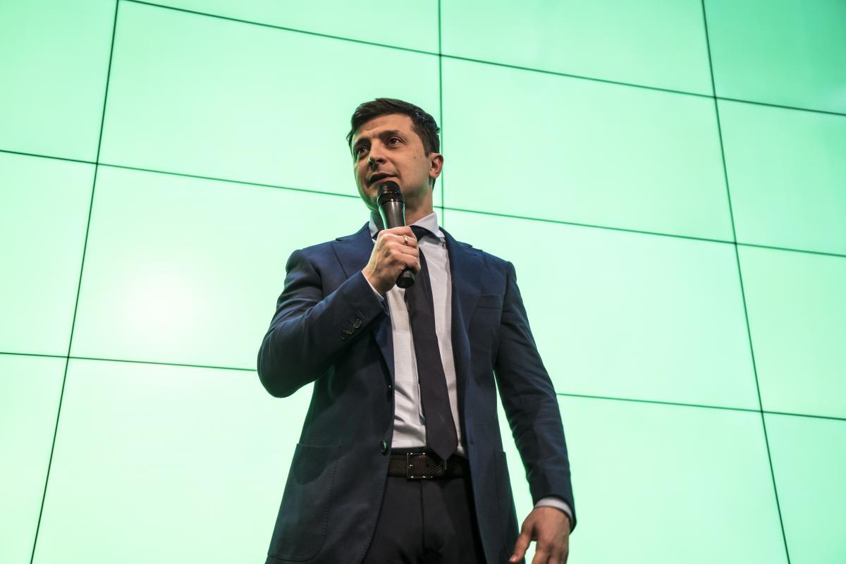 Спикер штаба Владимира Зеленского считает, что в выпаде Ирины Фарион против кандидата есть явный призыв к волнениям в Украина
