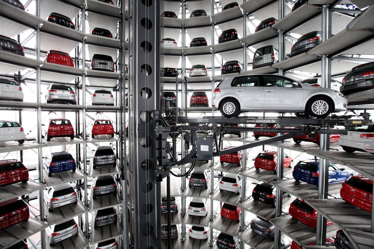 парковка_многоэтажная автостоянка