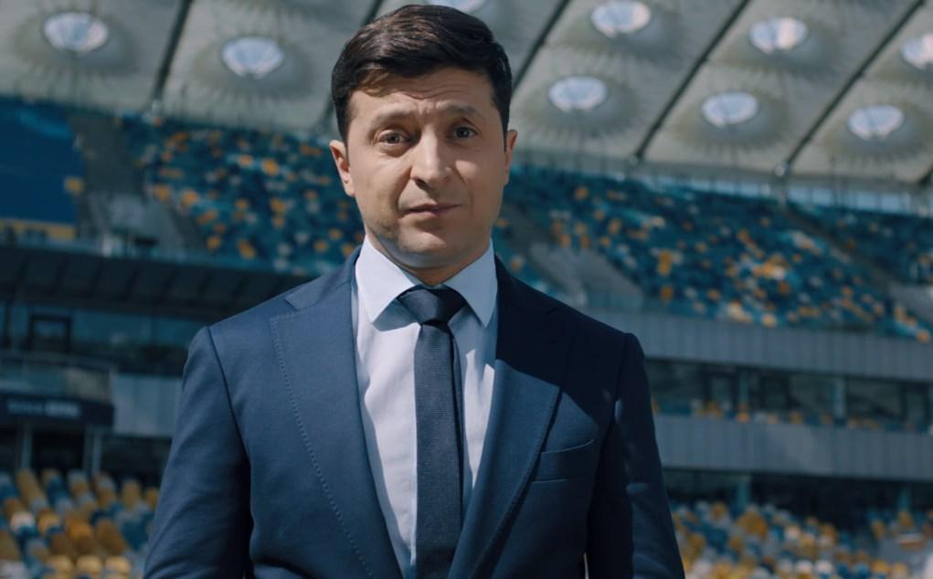 Владимир Зеленский бросил вызов Петру Порошенко