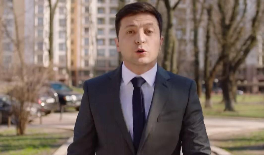 Зеленский записал еще одно обращение, на этот раз - к Юлии Тимошенко