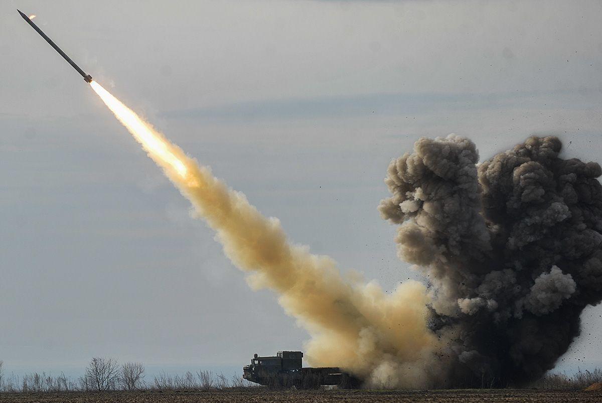 Ракета Ольха