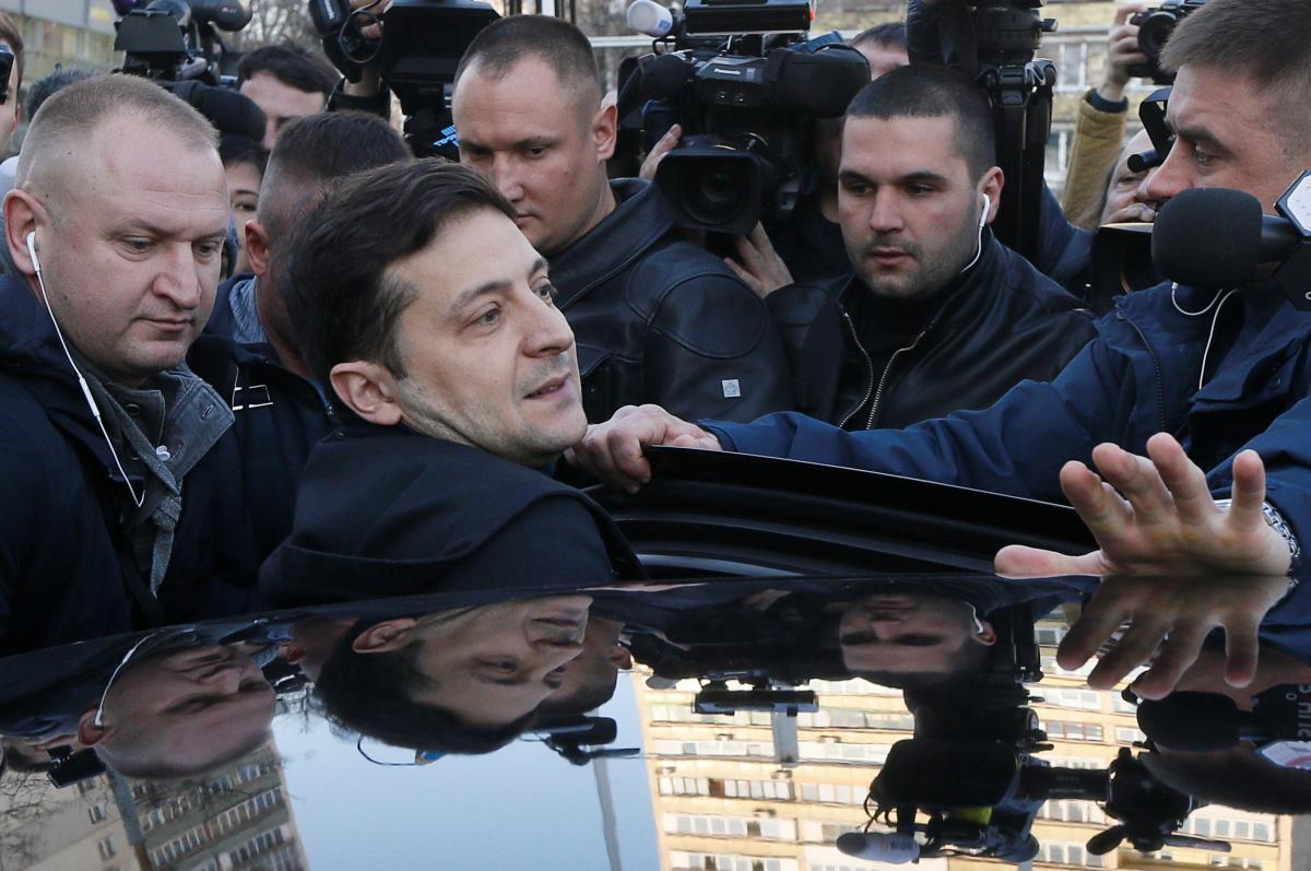 Эксперт полагает, что Владимиру Зеленскому не грозит