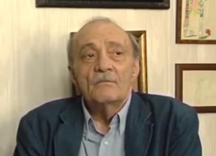Георгий Данелия будет похоронен на Новодевичьем кладбище
