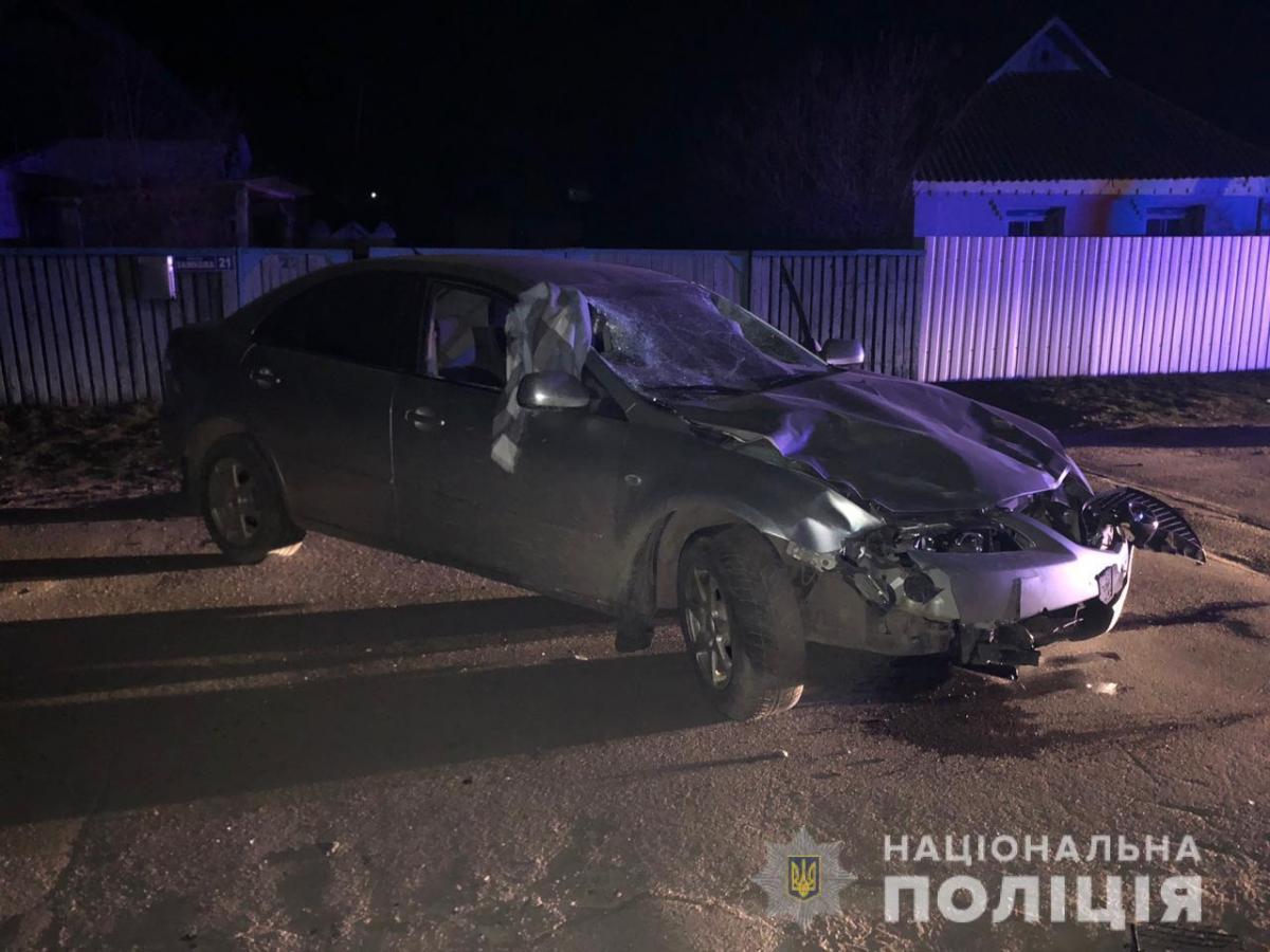 На Киевщине в аварии погибли две девушки