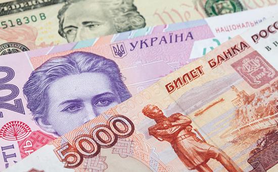 Гривна и рубль продемонстрировали значительный подъем