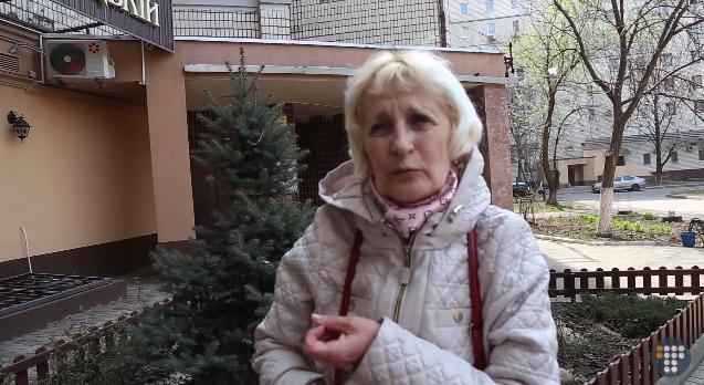 мама Зеленского