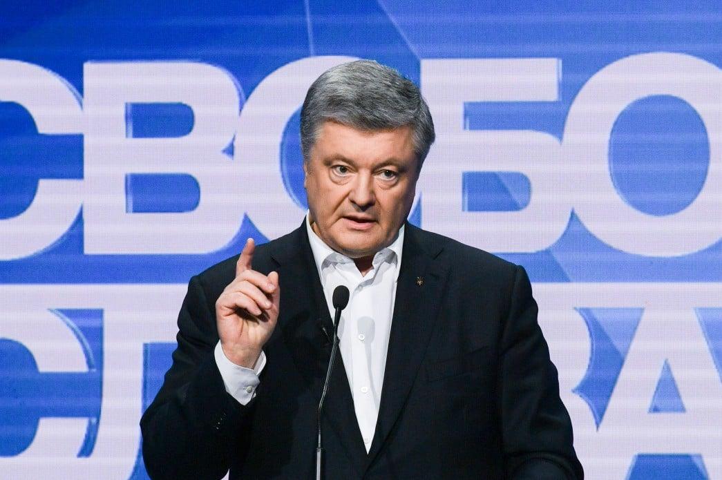 Петр Порошенко высказался о выборах 2019 и Владимире Зеленском