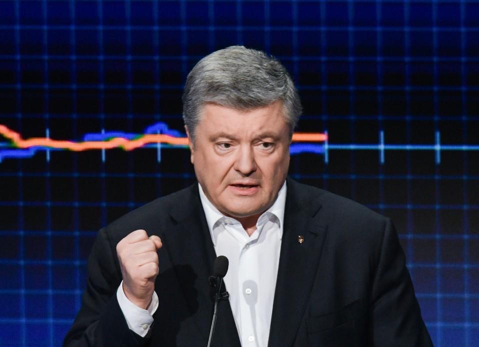 Петр Порошенко в эфире передачи