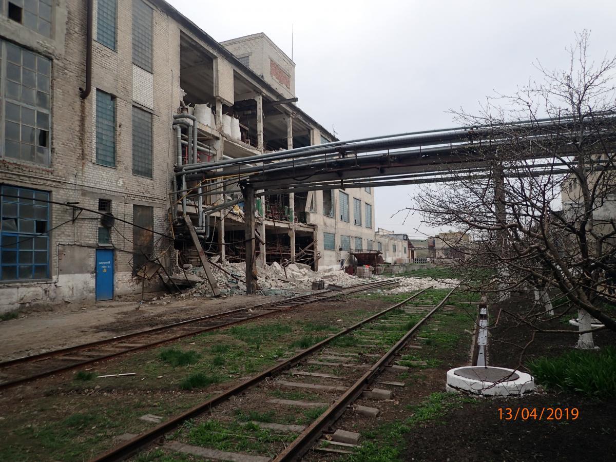 На Луганщине на заводе прогремел взрыв, погибла женщина