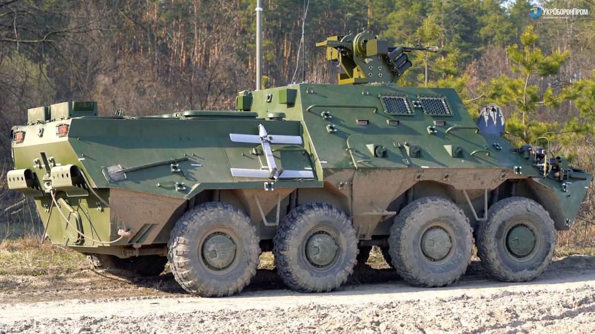 БТР-3КШ