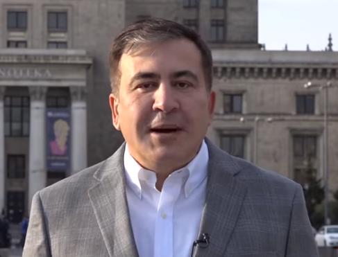 Михеил Саакашвили посоветовал Владимиру Зеленскому убрать Петра Порошенко и его