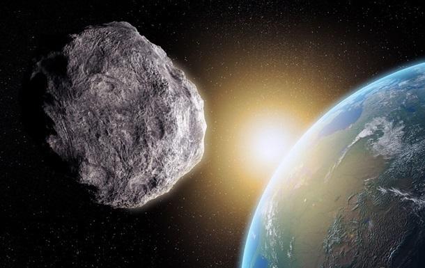 К Земле стремительно приближается опасный астероид