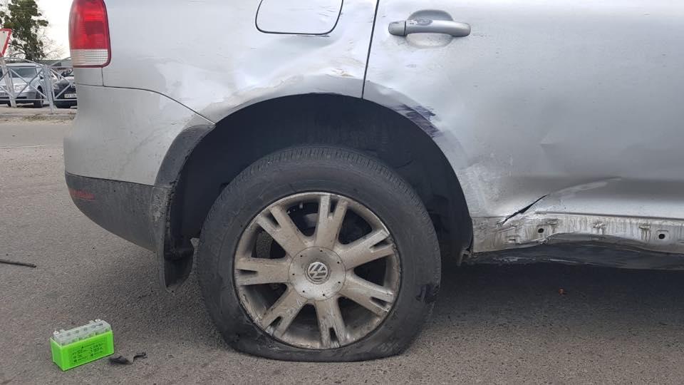 Игорь Мосийчук сообщил, что его супруга Влада на авто попала в аварию