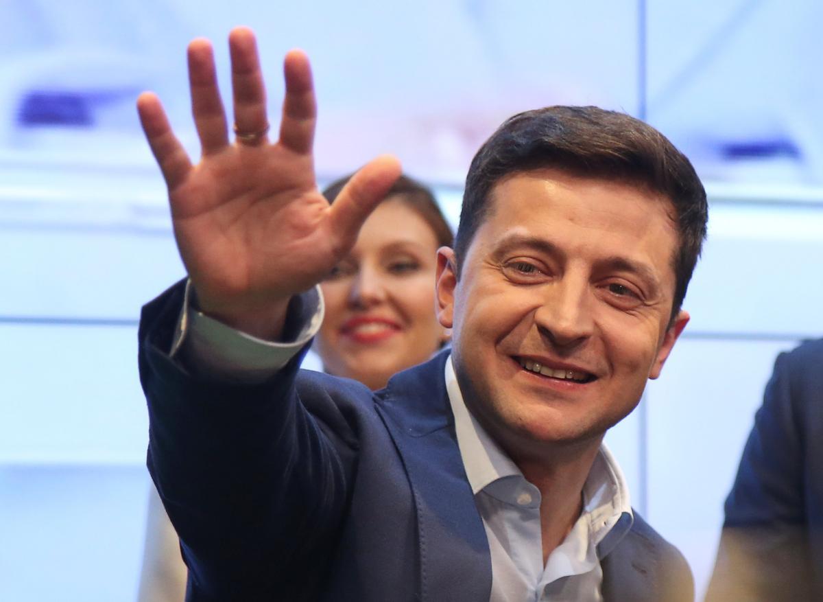 В парламенте сообщили, что Владимир Зеленский днем 4 мая встретится с лидерами фракций Рады