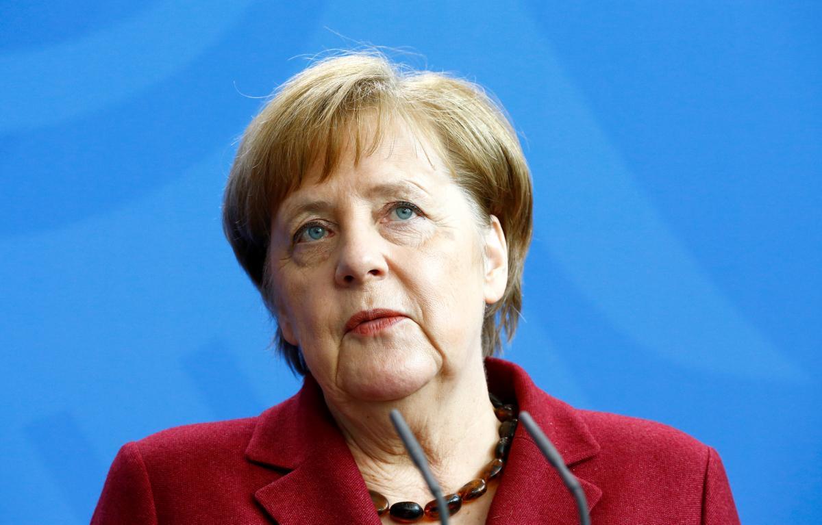 Ангела Меркель поздравила Владимира Зеленского с избранием на пост президенты Украины и позвала в Германию