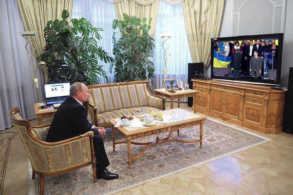 Путин и дебаты