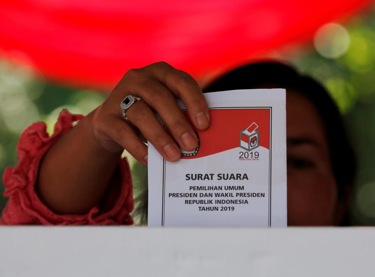Индонезия, выборы