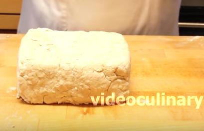 Приготовление классического торта Наполеон