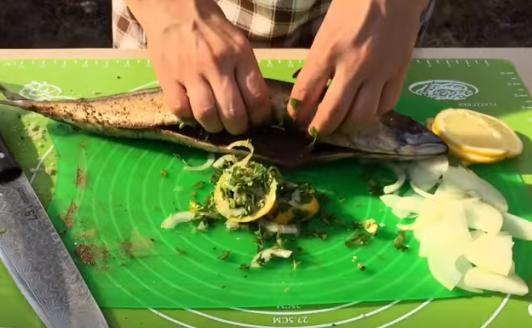 Приготовление скумбрии