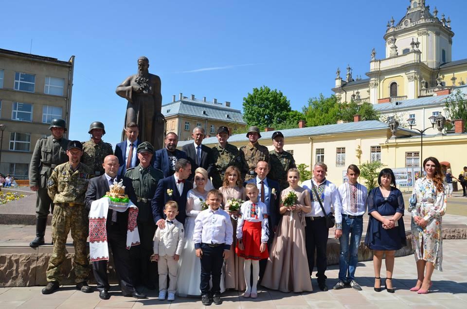 Свадьба Третий Рейх