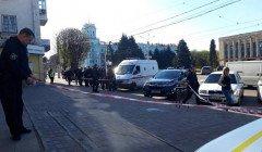 Под Днепром из обреза подстрелили активиста, ранены двое прохожих