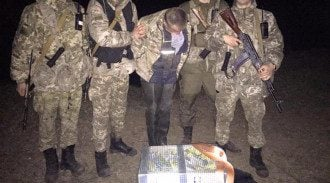 Задержанный на границе с Беларусью