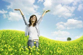 Психолог сообщила, что для обретения счастья, в частности, нужно любить себя