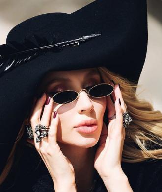 Светлана Лобода похвасталась частью клипа на песню Пуля-дура