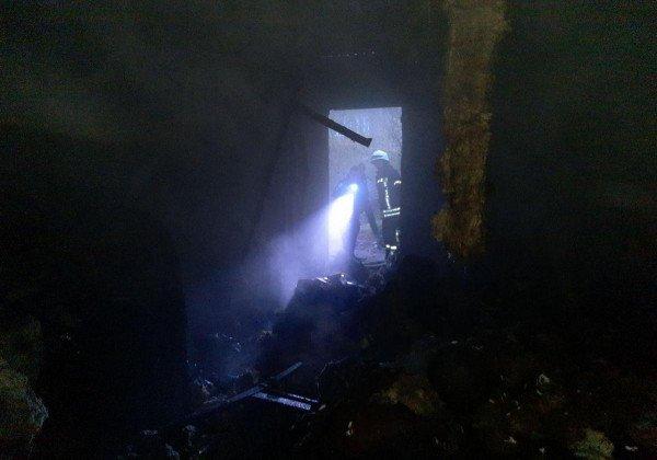 В Запорожье при пожаре погибли три человека, есть пострадавший