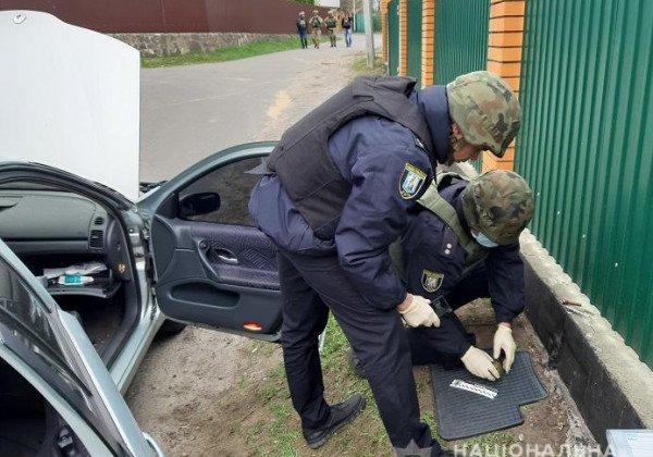 Под Киевом правоохранители задержали подозреваемых в убийстве Сергея Киселева