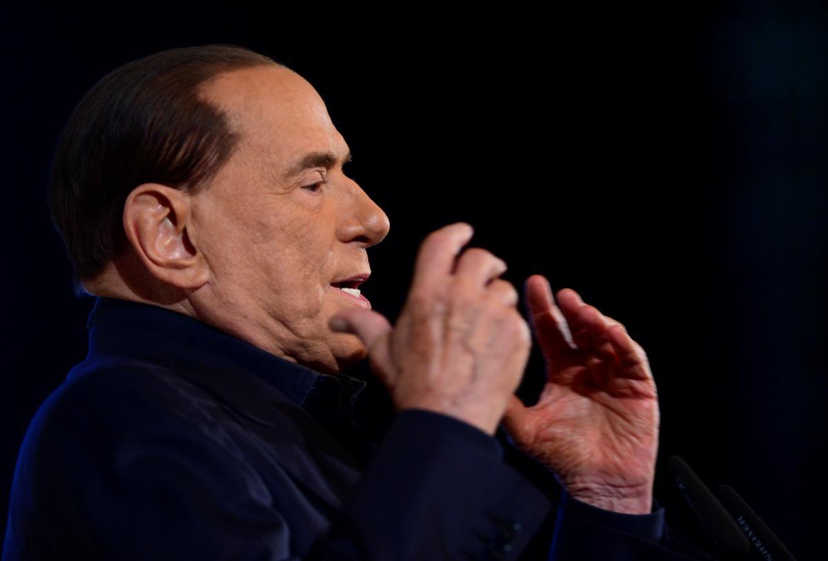 Сильвио Берлускони перенес операцию