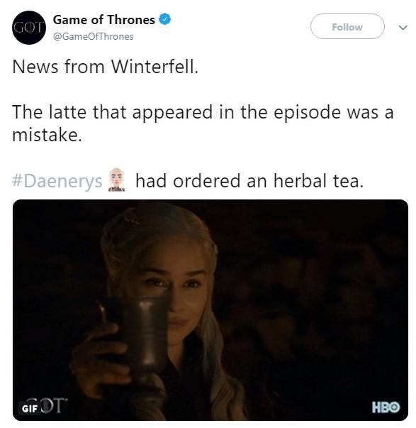 Игра престолов: внимательные фанаты обнаружили самый эпичный ляп в истории сериала