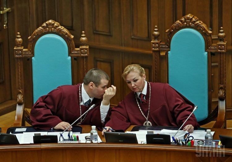 Журналисты узнали, что Наталья Шаптала будет возглавлять Конституционный суд максимум до сентября 2019-го