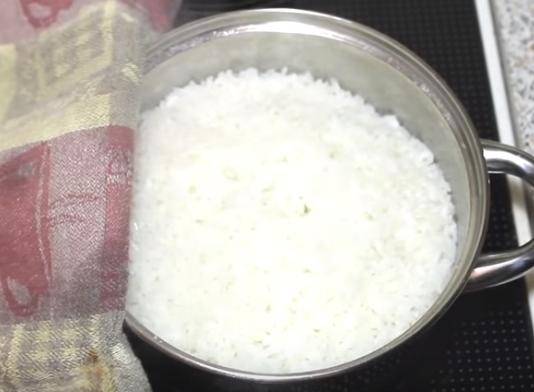 Как варить рис на суши — Назван просто рецепт риса для суши