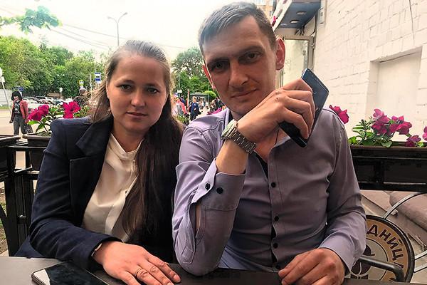 Влад Пугачев с невестой Гузель / Фото: Star Hit