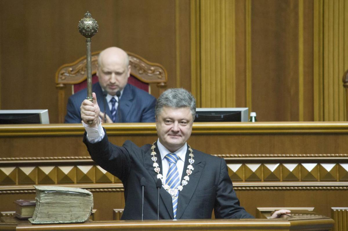 Русский язык, сын и пеший поход: какие жесты выдали Зеленского на инаугурации