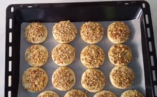 Песочное печенье — Названы рецепты песочного печенья с вареньем и песочного печенья с орехами