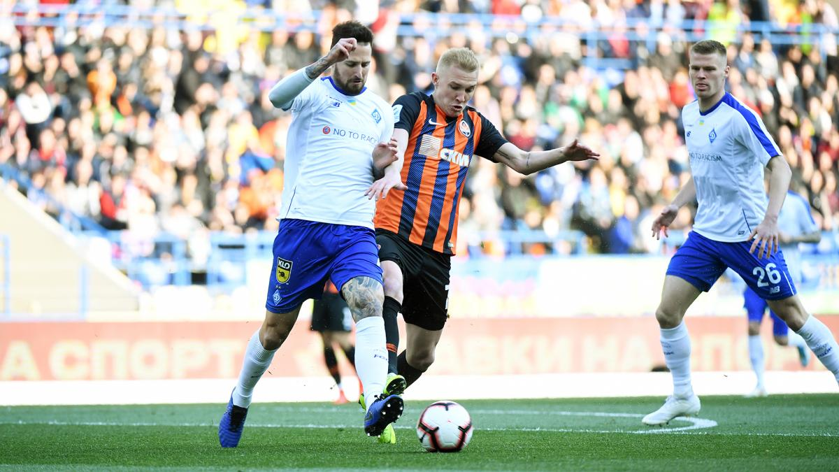 В последних трех матчах между Шахтером и Динамо горняки побеждали дважды, еще один раз была зафиксирована нулевая ничья