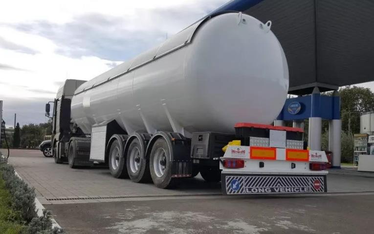 Цистерна, автогаз, LPG, зріджений газ