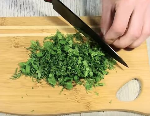 Этапы приготовления кабачковой запеканки