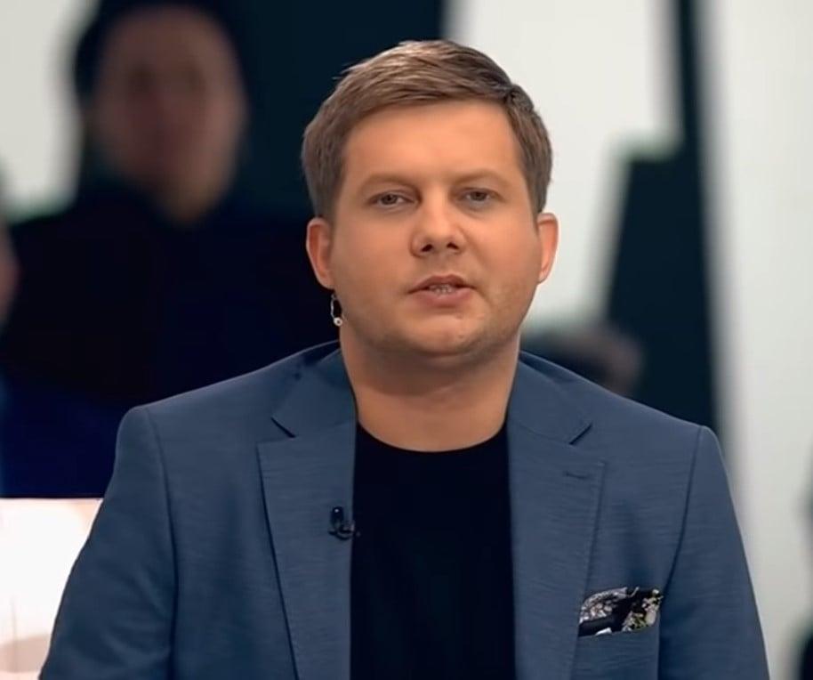 Борис Корчевников заметно поправился