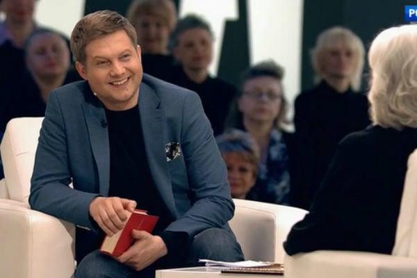 Борис Корчевников прибавил несколько килограммов